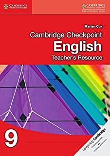 Best cambridge checkpoint english teacher's resource 9 Reviews