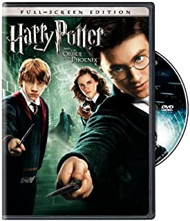 Harry Potter and the Order of the Phoenix (Full-Screen Edition) by Daniel Radcliffe