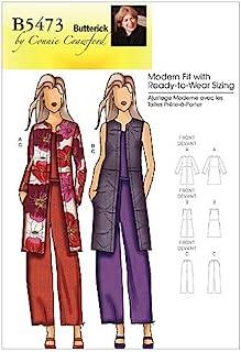 Best long vest sewing pattern Reviews