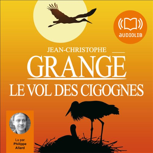 Le vol des cigognes  cover art