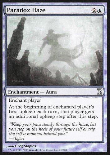 Magic The Gathering - Paradox Haze - Time Spiral
