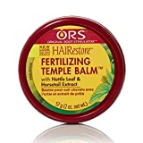 ORS HAIRestore Fertilizing Temple Balm with Nettle Leaf and Horsetail Extract 2 oz (Pack of 2)