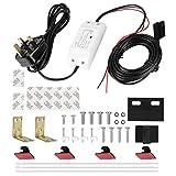 Smart WiFi Garage Door Remote Controller, App Control, Door Opener Device Support for Alexa(UK Plug)