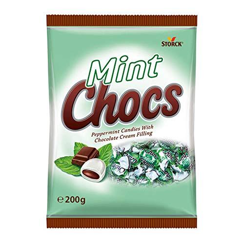 ストーク ミントチョコキャンディ 200g×3袋