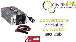 Convertidor de corriente CONVERTER 310 USB Telwin TE-829444