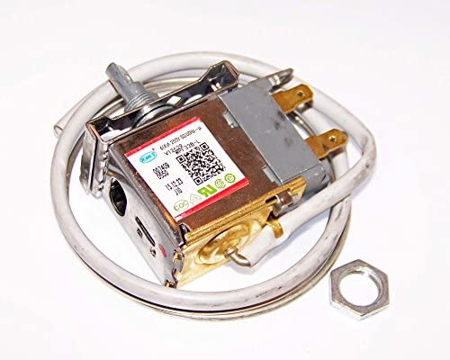 OEM Haier Freezer Thermostat Specifically For Haier BD101G BD101GLD BD120G BD120GLD BD198G product image