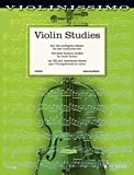 Violin Studies: Die 100 wichtigsten Etüden für den Violinunterricht. Violine. (Violinissimo)