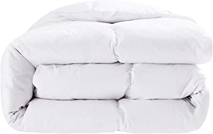 featured product puredown Winter White Goose Down Comforter Luxury 800 Thread Count Down Proof Baffle Box Stitched King