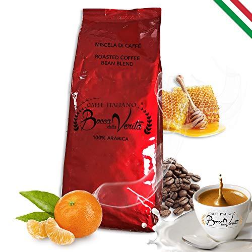 Italian Coffee Bocca Della Verità Angel Arabica 100% Beans 1Kg.