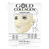 Gold Collagen Hydrogel Mask 120g (4 x 30g)