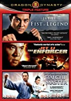 Fist of Legend/Enforcer/Tai-Chi Master [DVD]