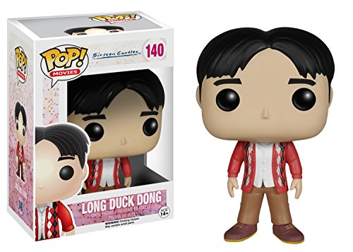Funko 4825 POP Vinyl Sixteen Candles Long Duck Dong Action Figure Playsets 2