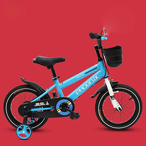 Affordable JINHH Kids' Bikes with Stabilisers Folding Bikes Children's Bicycle Bicycle Carriage with...