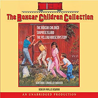 The Boxcar Children Collection audiobook cover art