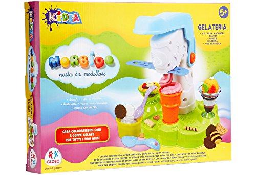 Globo Toys Globo – 37291 Kidea Magasin de Glaces à Modeler Craft