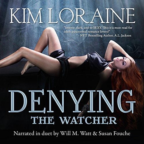 Denying the Watcher audiobook cover art