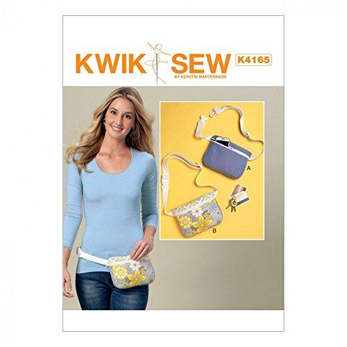 KWIK SEW Damen-Schnittmuster 4165 mit Reißverschluss