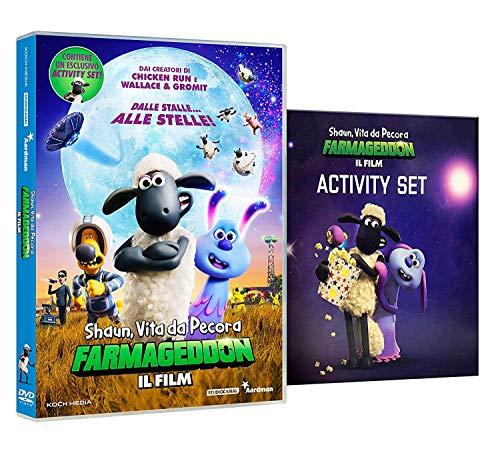Shaun, Vita Da Pecora: Farmageddon - Il Film (Dvd + Activity Set)  ( DVD)
