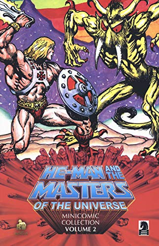 He-Man and the masters of the Universe. Minicomic collection: 2