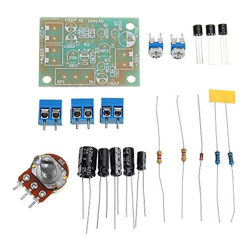 Yi Yi Ma Shi Pin Fernbedienung Leistungsverstärker-Kit Elektronisches Produktionskit 5-TLG. DIY OTL Discrete Component