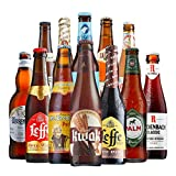 BEER HAWK Belgian Craft Beer Mixed Case - 12 Belgian Beers - Belgian Beer Gift Idea for Any Beer Lover