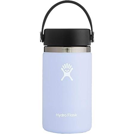 ハイドロフラスク 真空ボトル 保冷 保温 12oz(354ml) ワイドマウス 38フォグ 5089021
