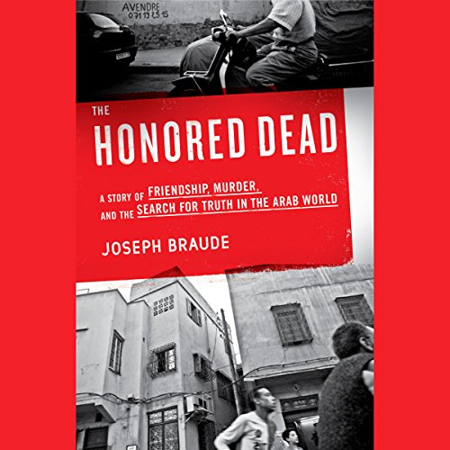 The Honored Dead audiobook cover art
