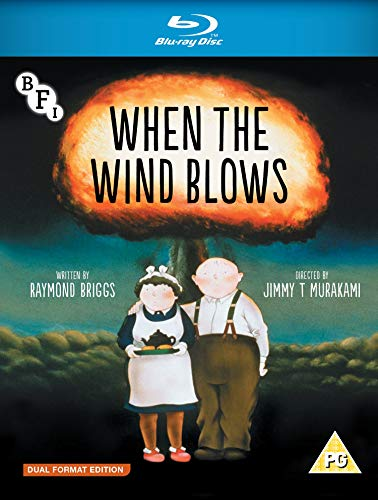 When the Wind Blows (DVD + Blu-ray) [UK Import]