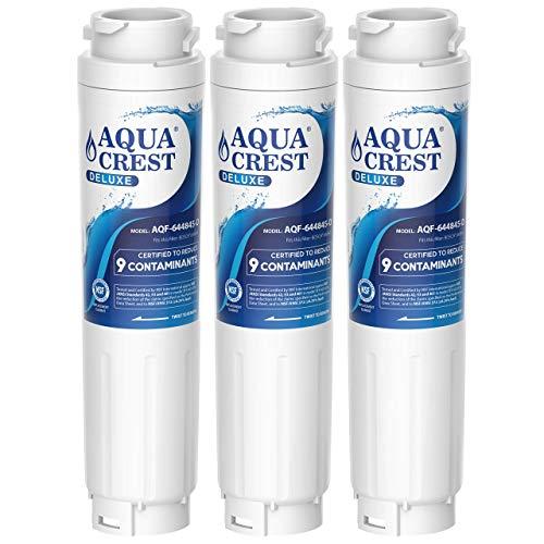 AQUACREST 644845 Filtros de agua para frigorífico