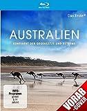Australien - Kontinent der Gegensätze und Extreme [Blu-ray]