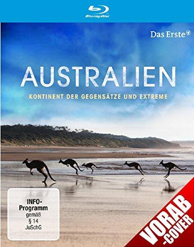 Kontinent der Gegensätze und Extreme [Blu-ray]