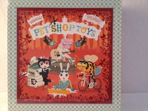 Memory Spiel - PET SHOP TOYS - IT'S A WILD LIFE - Memory Spiel - von Himmelspach und Riebenbauer