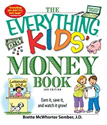 Best Books About Money - The Everything Kids Money Book
