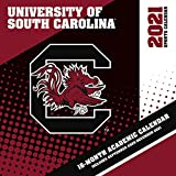South Carolina Gamecocks 2021 12x12 Team Wall Calendar