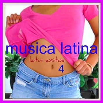 Musica latina, vol. 4 (Latin Exitos)
