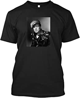 Marlon brando the wild one 1953 T-shirt Perfect for returning to school or a Christmas gift