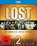 Lost - Season 2 [Blu-ray] [Import allemand]