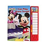 Mickey Mouse Clubhouse: I Can Play Piano Songs!: Piano Sound Book (Play-A-Song)