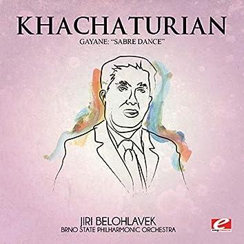 "Khachaturian: Gayane: ""Sabre Dance"" (Digitally Remastered)"