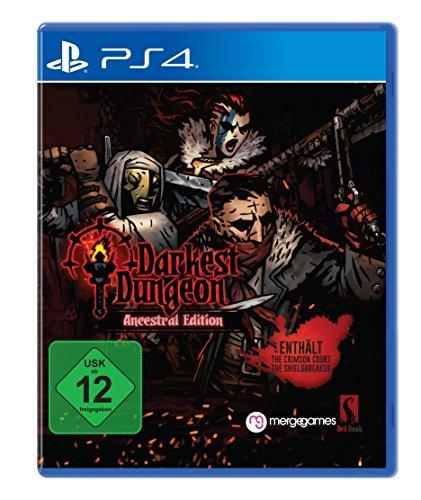 Darkest Dungeon: Crimson Edition (PlayStation PS4)
