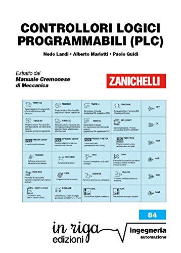Controllori logici Programmabili. PLC : Coedizione Zanichelli -...