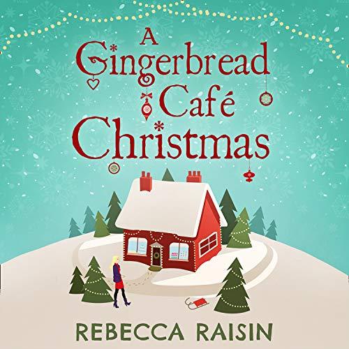 A Gingerbread Café Christmas cover art