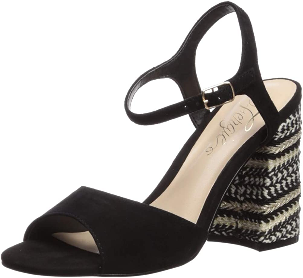 Fergie Women's Ginelle Heeled Sandal