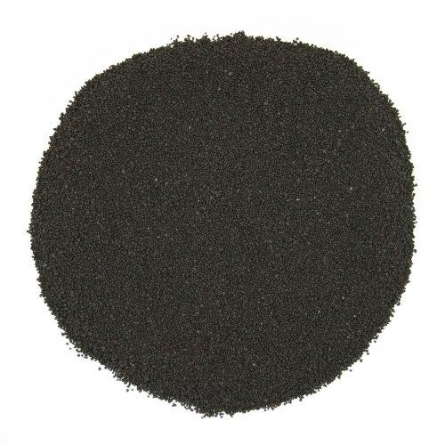 Koyal Wholesale Centerpiece Vase Filler Decorative Sand, 1.3-Pound, Black