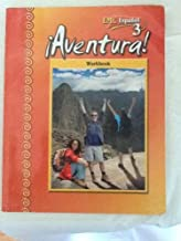 Aventura: Level 3 Workbook (Spanish Edition)