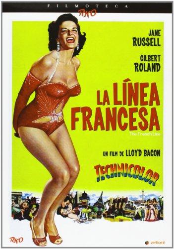 Filmoteca RKO: La Línea Francesa - Edición Especial Con Funda (+ Libreto...