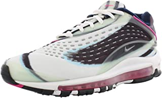 Air Max Deluxe Enamel Green New Lifestyle Sneakers Mens