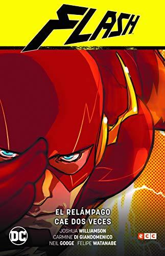 Flash vol. 01: El relámpago cae dos veces