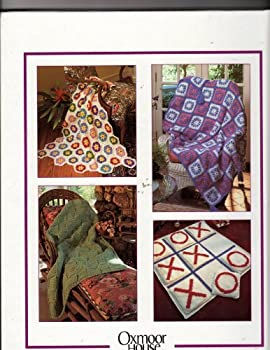 Hardcover Vanna's Afghans A to Z: 52 Crochet Favorites Book