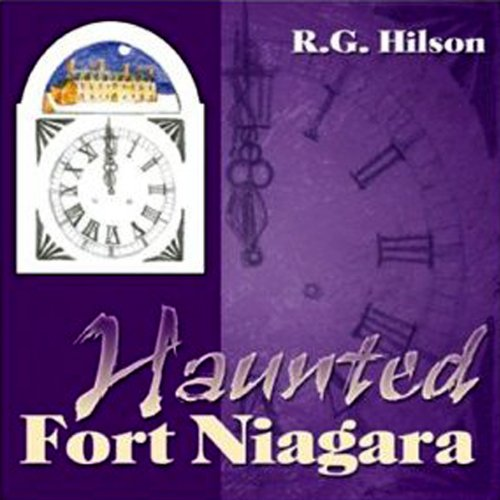 Haunted Fort Niagara audiobook cover art